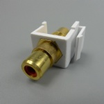 RCA connector Keystone Jack
